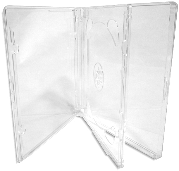 Super Jewel Box Plus krabičky formátu DVD-Audio - nové (1)