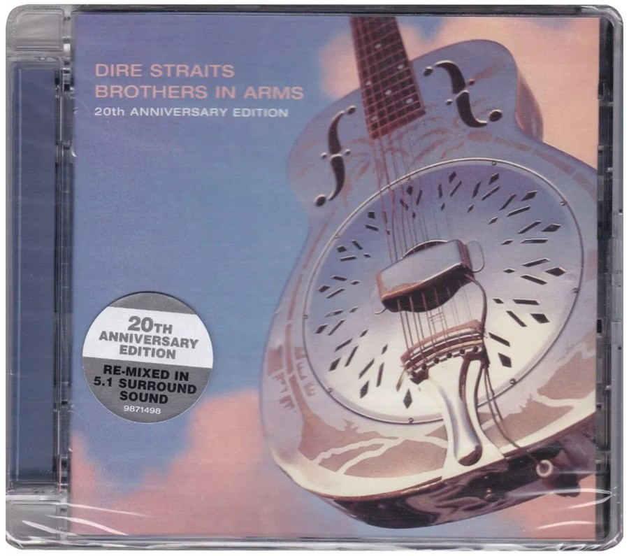 Dire Straits Brothers in Arms 20th Anniversary Edition - nové (1)