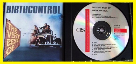 BIRTHCONTROL THE VERY BEST OF (1) - bazar
