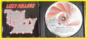 THIN LIZZY LIZZY KILLERS - bazar