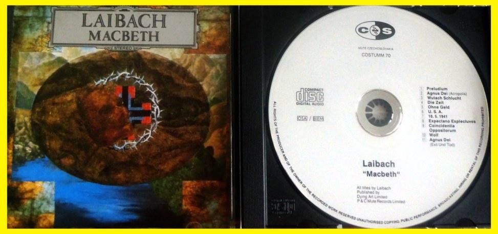 LAIBACH MACBETH (1) - bazar