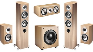 Acoustic Energy Radiance 5.1 SET