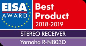 EISA Award - Yamaha R-N 803 D