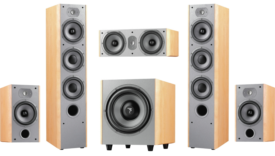 Focal Chorus 5.1 SET 726