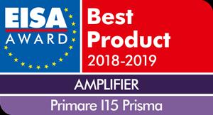EISA Award - Primare I 15 Prisma